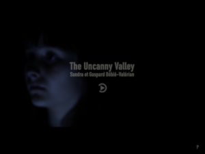The Uncanny Valley app1